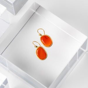 Lola Brooks<br> Carnelian Pebble Drops
