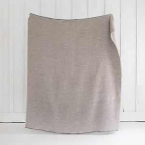 Kurlisuri Throw <br> Light Grey