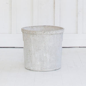 Pair of French Plaster Planters