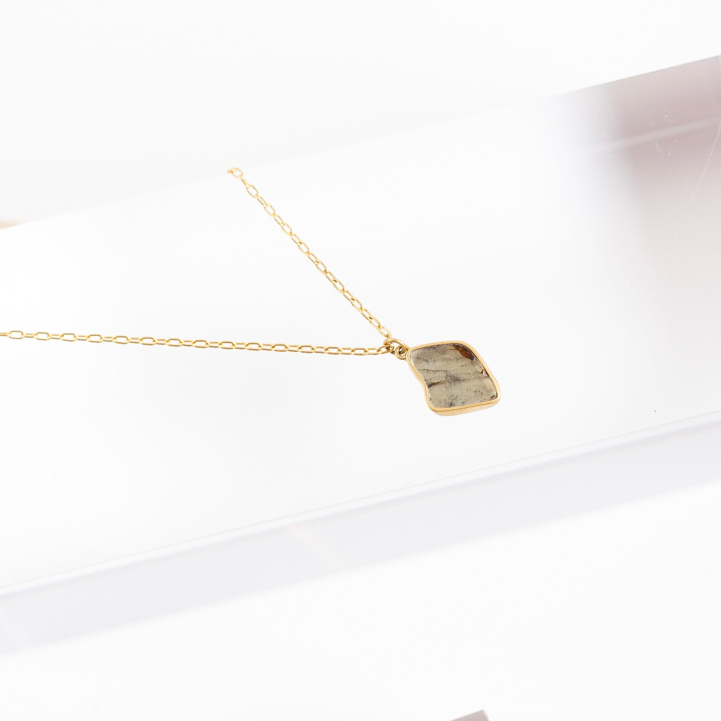 Lola Brooks<br>Diamond Shard Pendant