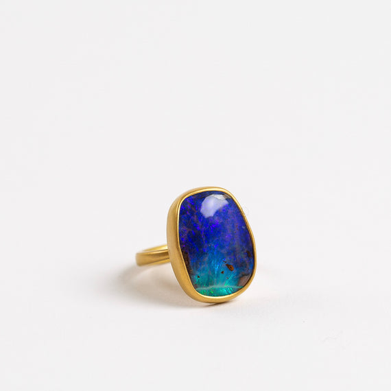 Lola Brooks<br>Boulder Opal Ring