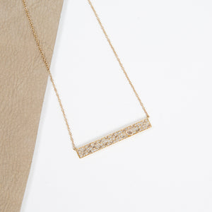 Meredith Marks<br> Stardust Necklace