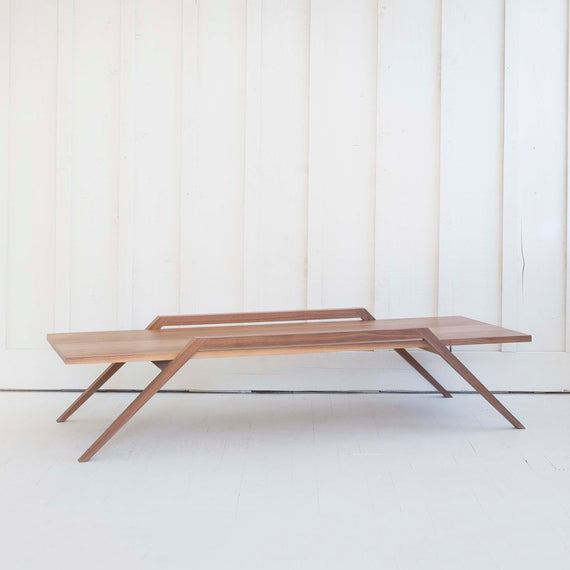 Walnut Coffee Table