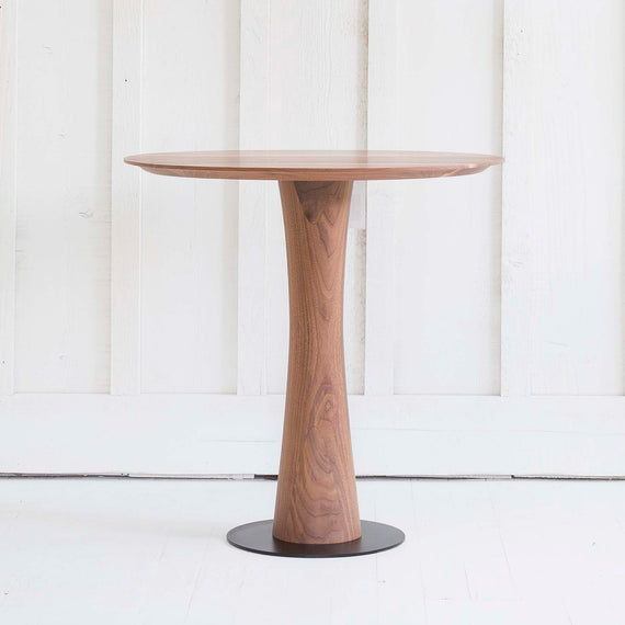 Walnut Bistro Table