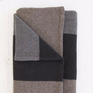 Brown Yak Travel Throw