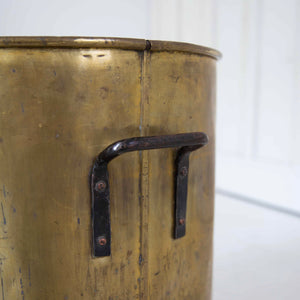 Handled Brass Barrel