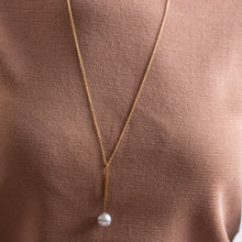 Rosanne Pugliese <br>Matchstick South Sea Pearl Pendant