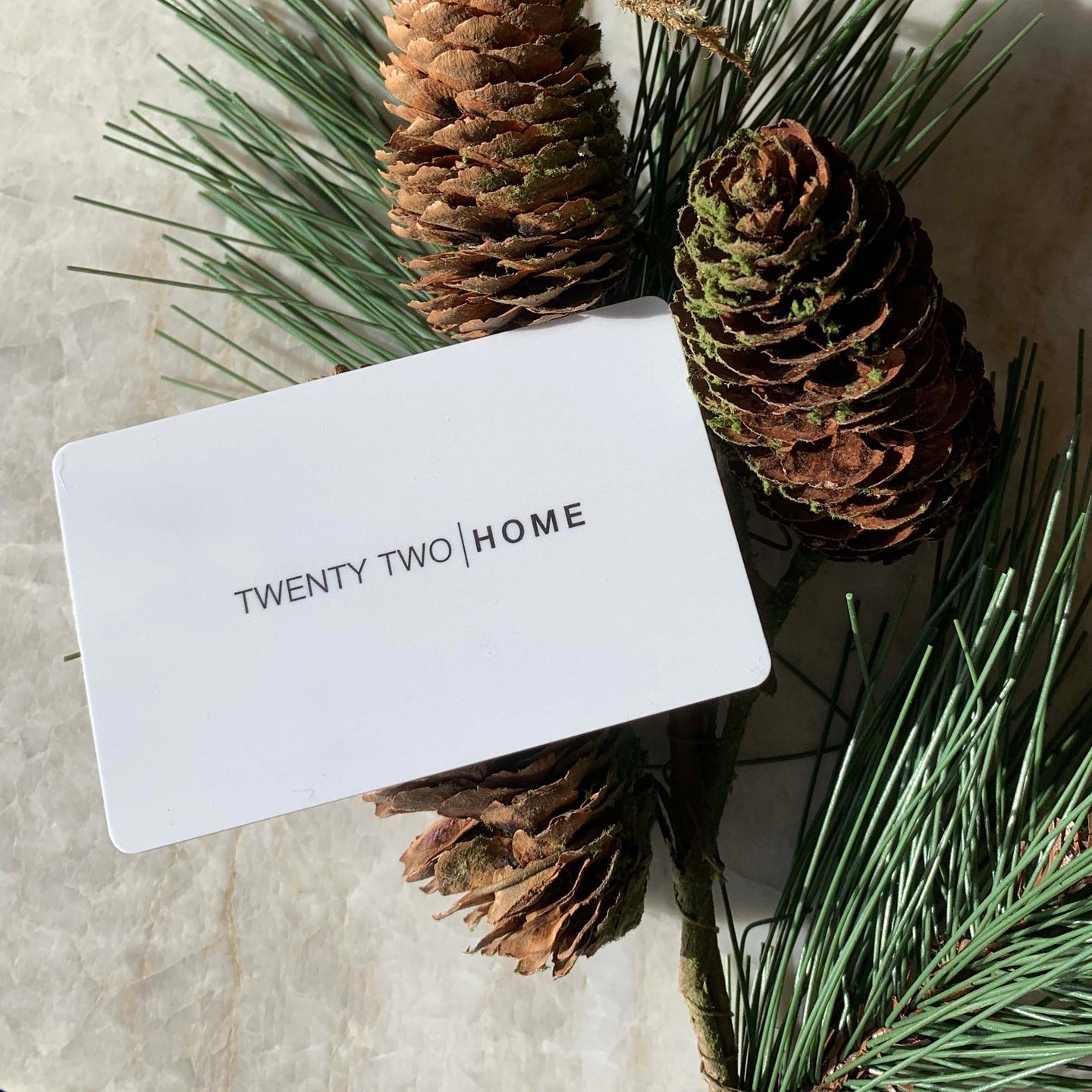 Twenty Two Home Gift Card