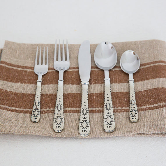 Concho Flatware Set
