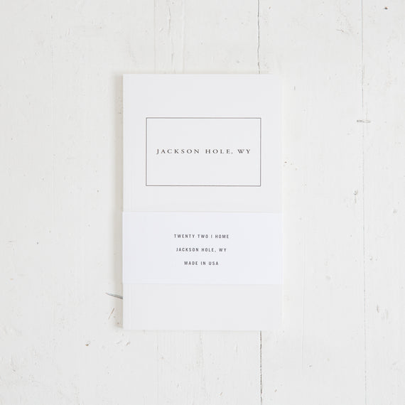 Twenty Two Home and Public - Supply Collaboration Notebook