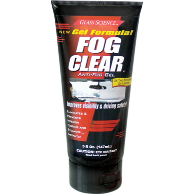 GLASS SCIENCE FOG CLEAR GEL 147ML