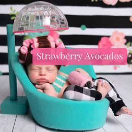 Strawberry Avocados