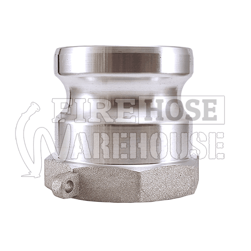 Aluminium Camlock Male with Female BSP Thread