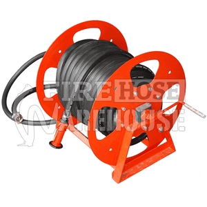Fire Hose Reel fitted with 20 or 25mm I.D. hose x 36 or 50 metres