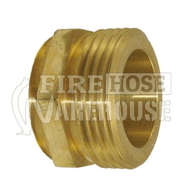 Brass MFB male to 38mm, 50mm or 65mm female BSP