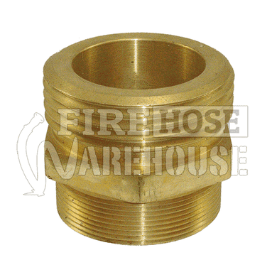 Brass MFB male to 38mm, 50mm or 65mm male BSP