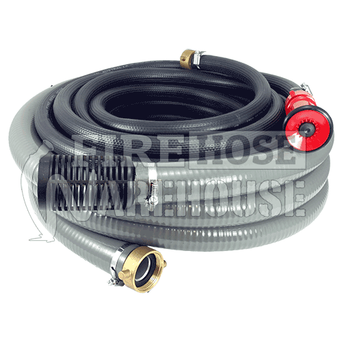 Suction & Delivery Hose Kit 20mm x 20mtr / 38mm x 4 mtr