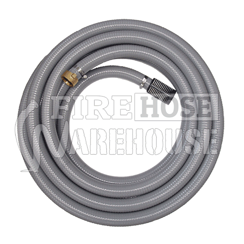 Fire Suction Hose Kit Brass & Strainer 38mm or 50mm