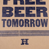 Free Beer Tomorrow