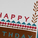 Happy Birthday To You - Greeting Card by Hammerpress