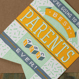 You're Going to be the Best Parents Ever! - Greeting Card by Hammerpress