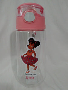 Lemba Water Bottle - Pink
