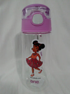 Lemba Water Bottle - Purple