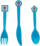 Andre Football Player Cutlery