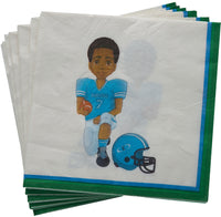 Andre Football Player Lunch Napkins