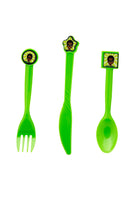 Andre Super Hero Cutlery