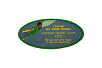 Andre Super Hero Invitations: