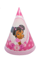 Lemba Ballerina Party Hats