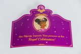 Lemba Princess Invitations