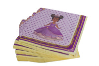 Lemba Princess Lunch Napkins
