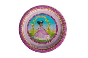 Lemba Princess Lunch Plates
