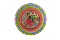 Luciana Princess Lunch Plates