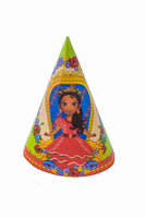 Luciana Princess Party Hats