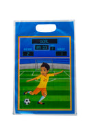 Mateo Soccer Player Favor Bags