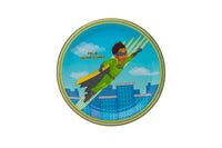 Mateo Super Hero Lunch Plates