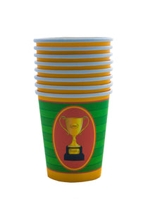 Mateo Soccer Player Cups