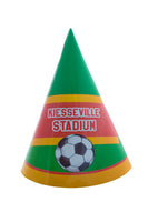 Mateo Soccer Player Party Hats