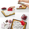 BakersTech® Swiss Roll Baking Mat