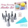 BakersLove® Artistic Pastry Nozzles Set