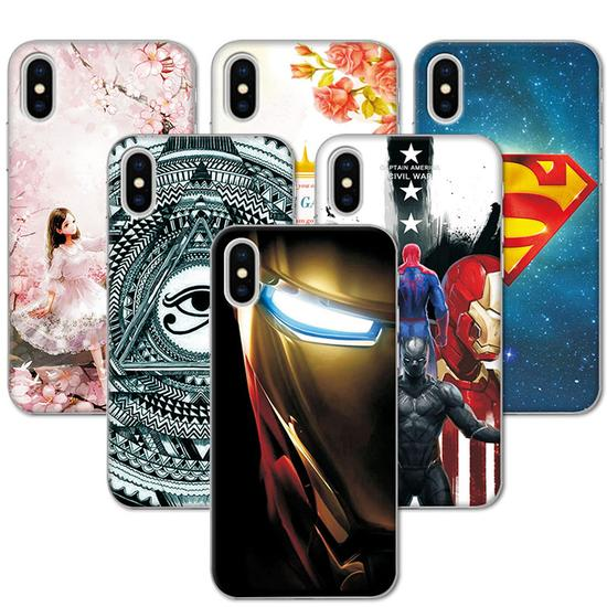 iPhone X cases Super Hero Style - justfor10.com