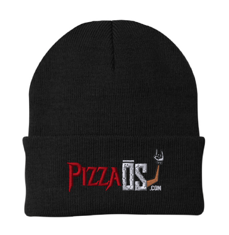 PizzaOS.com Knit Caps