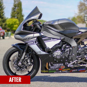 Yamaha R1 TrackArmour Paint Protection