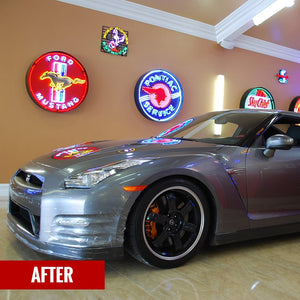 Nissan GTR TrackArmour Paint Protection