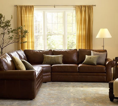 l shape sectional