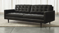 leather sofa on sale