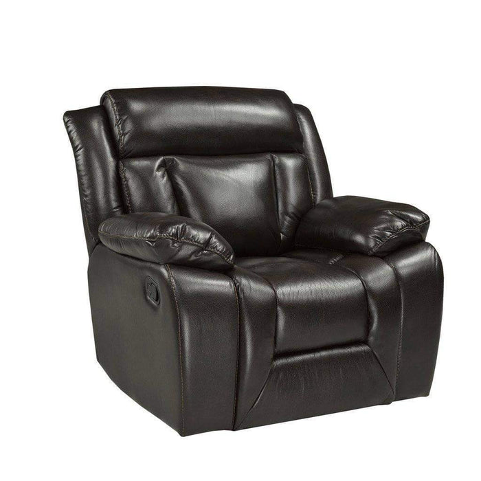 Brassex Inc. Accent Chair Campbell Recliner Chair